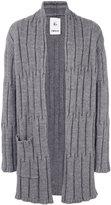 Lost & Found Rooms - long open-front cardigan - men - Acrylic/Wool/Alpaca - S