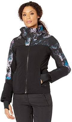 Spyder Voice GTX Jacket (Black) Women's Coat