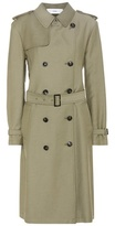 Closed Clubmoss Twill Trench Coat