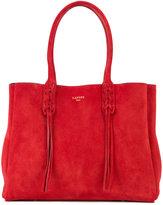 Lanvin shopper tote bag - women - Calf Suede - One Size