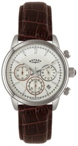 Rotary 'monaco' Stainless Steel Chronograph Watch Gs02876/06