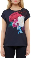 Ted Baker Blushing Bouquet Printed Tee