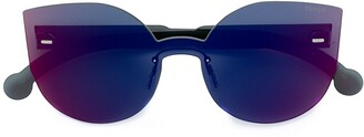 RetroSuperFuture Tuttolente Lucia Infrared oversized sunglasses