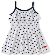 Tommy Hilfiger Allover Heart Printed Dress