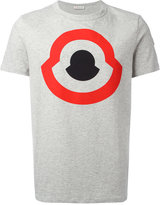 Moncler graphic print T-shirt - men - Cotton - XL