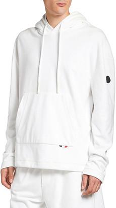 Moncler Men's Pullover Cotton Hoodie