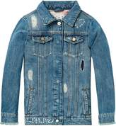 Scotch & Soda Longline Trucker Jacket