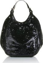 Sequin-embellished Tote