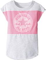 Converse Optic Chuck Patch Tee Girl's T Shirt