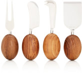 Bahari Teakwood Cheese Set