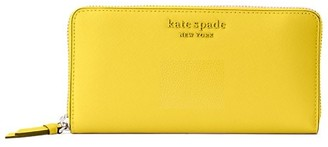 Kate Spade Leather Continental Wallet
