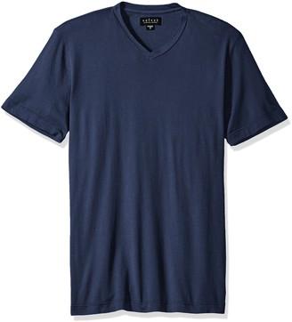 Velvet by Graham & Spencer Men's Samsen Short-Sleeve V-Neck T-Shirt