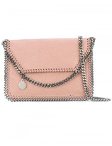 Stella McCartney chain trim shoulder bag
