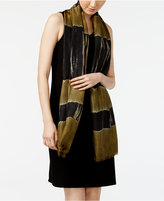 Eileen Fisher Silk Printed Scarf