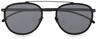 Mykita Unisex Double Bridge Sunglasses