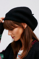 Womens BISOUS SLOUCHY BERET
