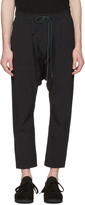 Attachment Black Slim Cropped Trousers