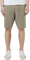 Topman &Co-Ord& Raw Hem Athletic Shorts