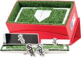 Cufflinks Inc. Men's Chicago White Sox 3-Piece Gift Set