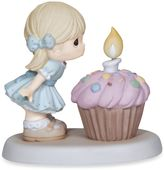 Precious Moments May All Your Wishes Come True Figurine