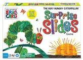 Eric Carle The Very Hungry Caterpillar Surprise Slides Board Game