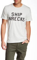 Junk Food Clothing Ship Wrecks Tee