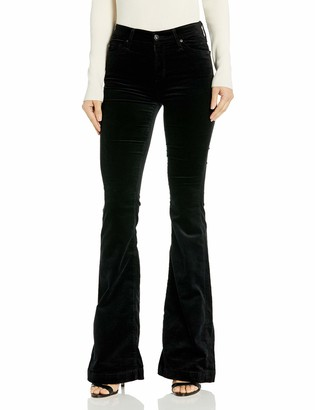 AG Jeans Women's Janis High Rise Flare Cord