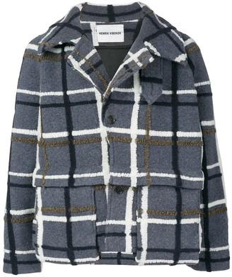 Henrik Vibskov Gardener's Choice short jacket