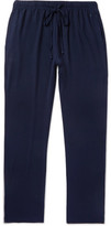 Polo Ralph Lauren Stretch-modal Jersey Pyjama Trousers - Navy