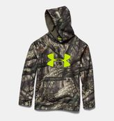 Under Armour Boys' Armour® Fleece Scent Control Hoodie
