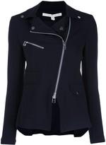 Veronica Beard Scuba Hadley fitted jacket