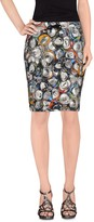 Moschino Knee length skirts - Item 35305417