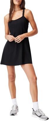 Cotton On Turner Strappy Mini Dress