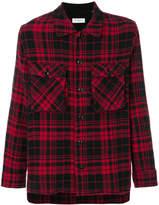 TOMORROWLAND tartan shirt