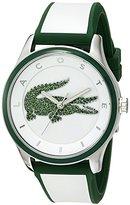 Lacoste Women's 'VICTORIA' Quartz Multi Color Casual Watch (Model: 2000932)
