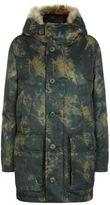 MACKINTOSH Fur Trim Jacket