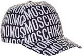Moschino Logo Text Cap