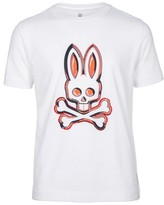 Psycho Bunny Boy's Logo Graphic T-Shirt