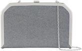 Accessorize Lily Glitter Hardcase Clutch Bag