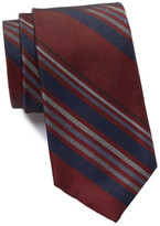Ben Sherman Silk Striped Tie