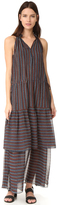 Apiece Apart Pozos Tiers Dress