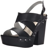Michael Antonio Women's Timid Platform Dress Sandal