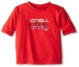 O'Neill Kids Skins S/S Rash Tee (Infant/Toddler/Little Kids)