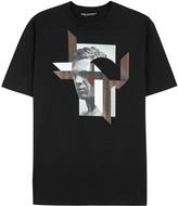 Neil Barrett Steve Mcqueen Cotton T-shirt