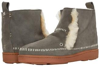 Minnetonka Jade (Grey Suede) Women's Boots