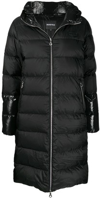 Duvetica Miaplacidus hooded down jacket