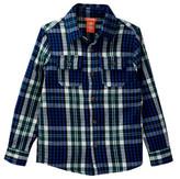 Joe Fresh Yarn Flannel Shirt (Little Boys & Big Boys)