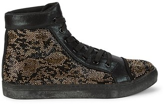 Steve Madden Riot High-Top Sneakers