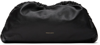 Mansur Gavriel Black Cloud Clutch
