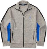 Ralph Lauren Full-Zip Track Jacket, Big Boys (8-20)